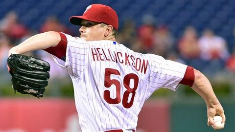 Phillies: Jeremy Hellickson