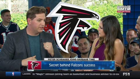 Peter Schrager, FS1 analyst: Falcons