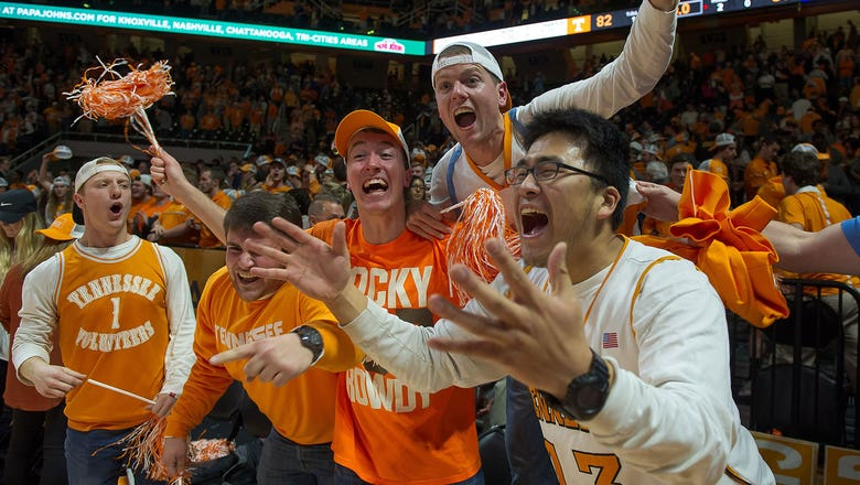 Bracket Watch: Tennessee has surged onto the bubble