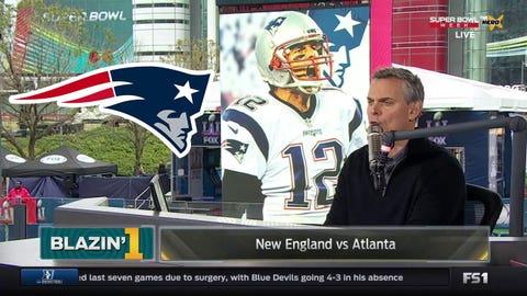 Colin Cowherd, 'The Herd' host: Patriots