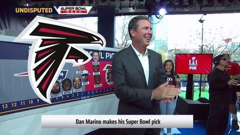 Dan Marino, Hall of Fame QB: Falcons