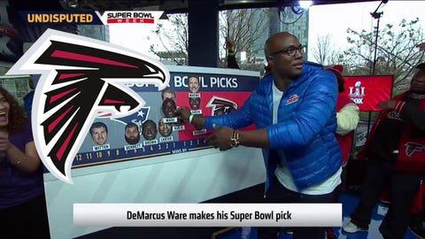 DeMarcus Ware, Broncos LB: Falcons