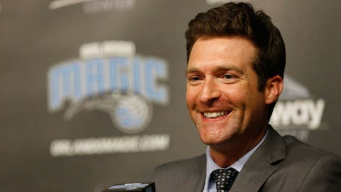Rob Hennigan, GM, Orlando Magic