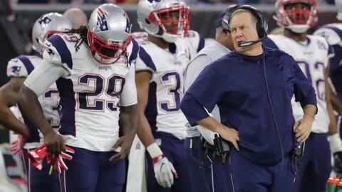 Most Super Bowls, head coach: 7, Bill Belichick