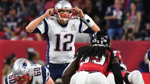 Brady's picked off