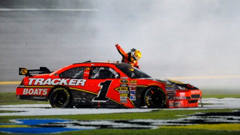 2010, Jamie McMurray