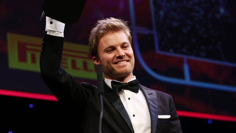 Nico Rosberg announced his retirement from Formula 1 just days after winning the World Championship. (Photo: LAT Photographic)
