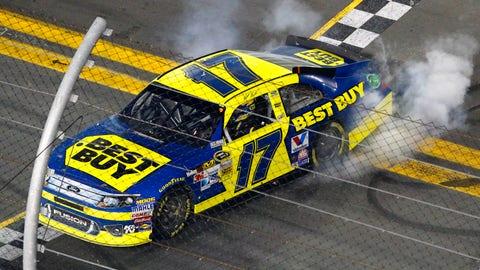 2012, Matt Kenseth, 140.256 mph