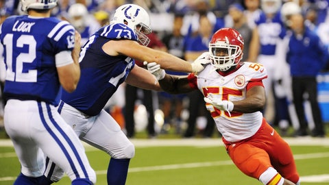 Indianapolis Colts: Right tackle