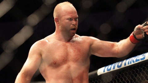 Tim Boetsch vs. Daniel Kelly