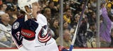 Doubters fuel Jackets' thriving Cam Atkinson