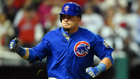 Kyle Schwarber (OF/C) -- Chicago Cubs (3/5/1993)
