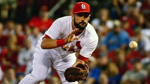 Cardinals: Matt Carpenter