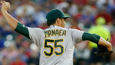 Manaea on fire
