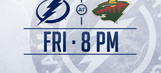 Tampa Bay Lightning at Minnesota Wild game preview