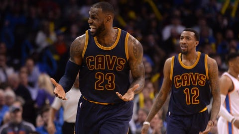 Shannon: LeBron is simply playing way too many minutes