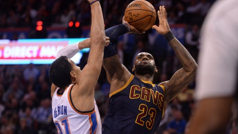 Shannon: LeBron is measured by championships now