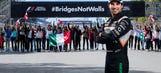 Sergio Perez backs Mexican GP initiative to push 'bridges not walls'