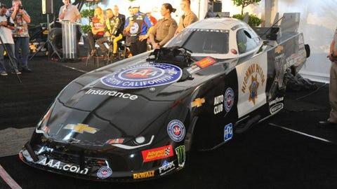 Photo: John Force Racing
