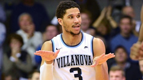 Villanova: No. 1 seed in East