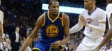 Kevin Durant, Russell Westbrook reportedly eat at same OKC restaurant after game