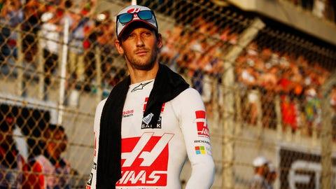 Romain Grosjean - $1.5 million