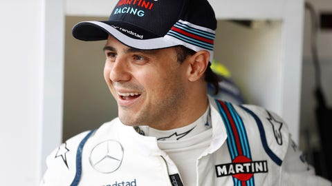 Felipe Massa - $3.5-5 million
