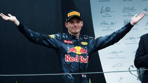 Max Verstappen - $3 million (plus bonuses)