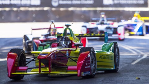 The third round of the 2016-2017 Formula E season takes place this weekend. (Photo: Sam Bloxham/FIA Formula E/LAT Photographic)