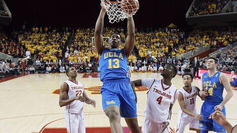 Indiana Pacers: Ike Anigbogu, C, UCLA (freshman)