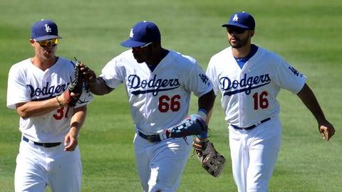 Dodgers LF/RF