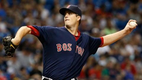 Red Sox No. 5 SP
