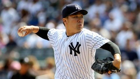 Yankees: Masahiro Tanaka