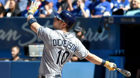 Tampa Bay Rays: Corey Dickerson