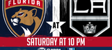 Florida Panthers at Los Angeles Kings game preview