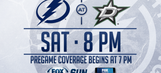 Tampa Bay Lightning at Dallas Stars game preview