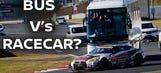 Circuit Safari tour bus takes visitors out on an active racetrack