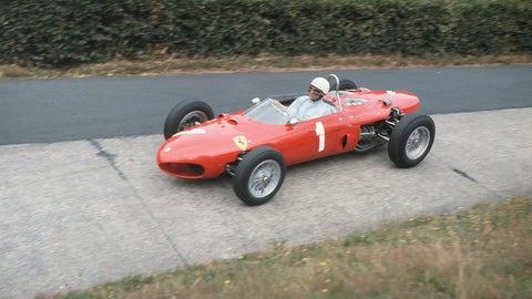 6. Ferrari 156
