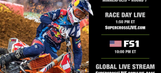 Watch Race Day Live ahead of the Minneapolis Supercross