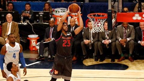 Make dunks worth 3 points