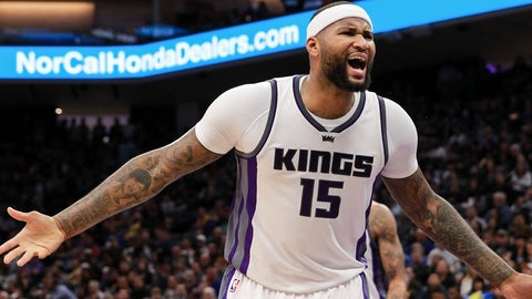 No technical fouls for Cousins