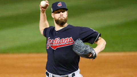Corey Kluber -- Cleveland Indians