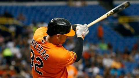 Matt Wieters is an impact star
