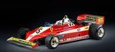 Race-winning Ferrari 312 T3 up for sale