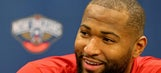 DeMarcus Cousins might have given himself and Anthony Davis the perfect nickname