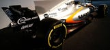 Photos of the new Force India F1 car