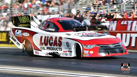 Del Worsham and family riding high after Pomona success