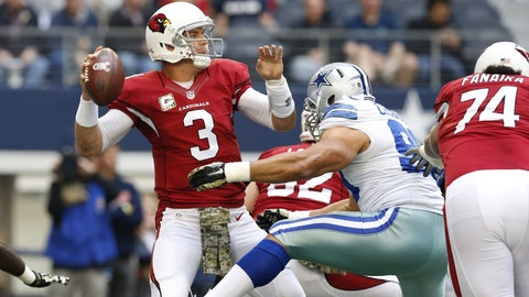 September 25: Dallas Cowboys at Arizona Cardinals, 8:30 p.m. ET