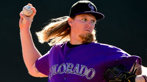 Jon Gray, SP, Rockies