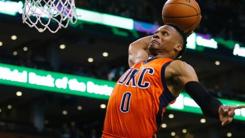 Skip: 'Extraordinary' Westbrook is the MVP